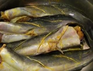 Ikan Keli Masak Berlada