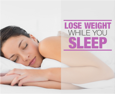 Is It Possible to Lose Weight While You Sleep? Researchers Say YES!