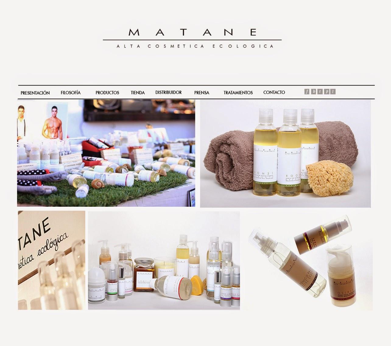 alta cosmética ecológica Matane