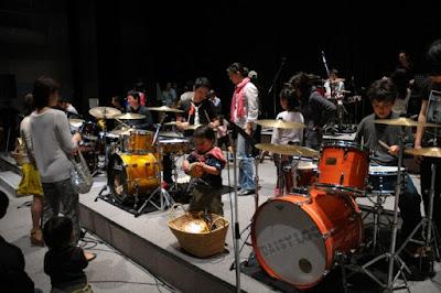 ドラム ワークショップ 3