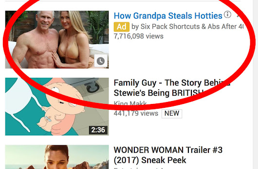 "How DOES ""Grandpa"" steal all the hotties..."