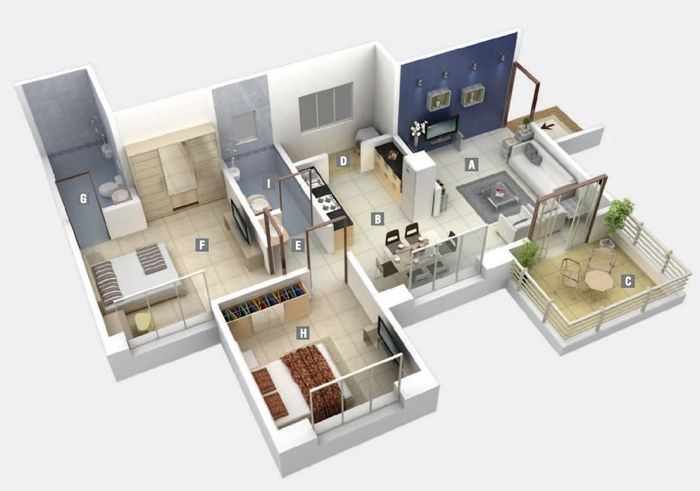 4 Bedroom Apartment House Plans 50) big-house-layout house plans - office seating plan template