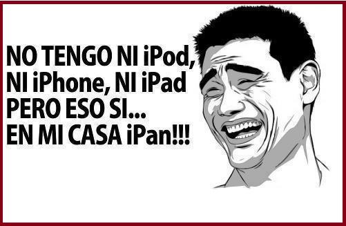 No tengo iPhone ni iPod