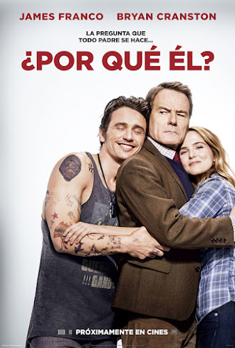 Why Him? (DVDRip Dual Latino / Ingles) (2016)