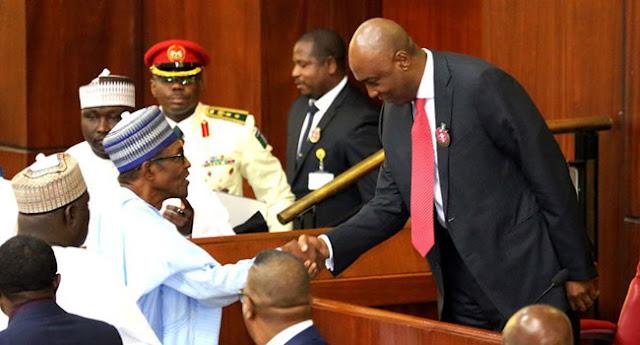 Economic Recovery Must Be Felt By All Nigerians, Saraki Tells Buhari