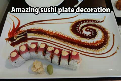dekoracija sušija