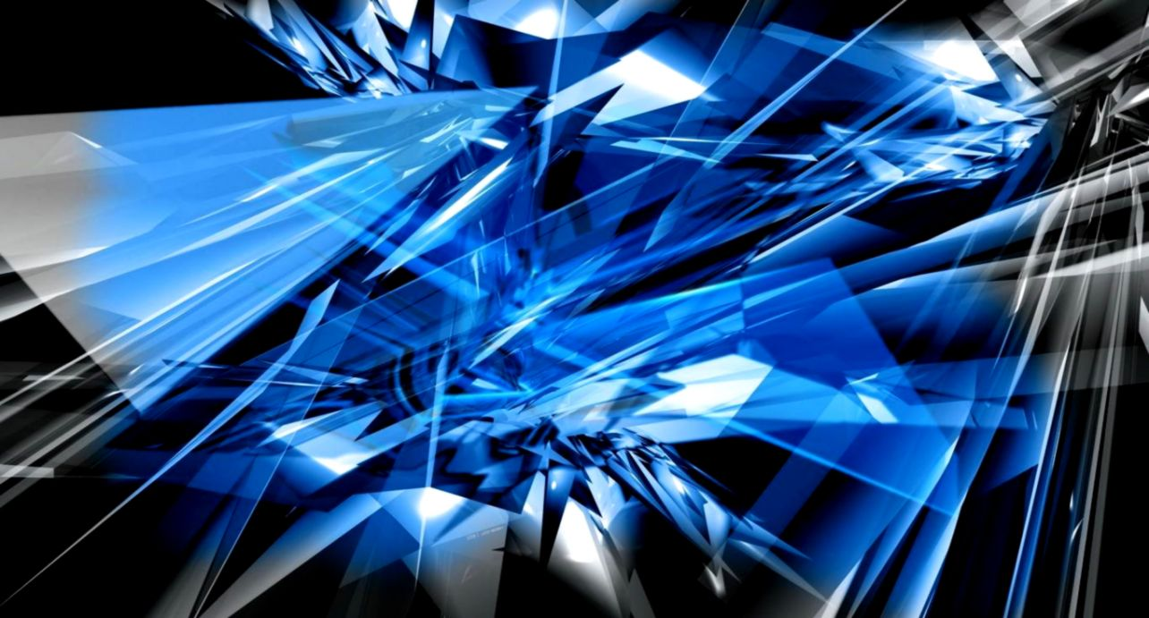Blue Abstract Wallpaper 1920X1080 | Wallpapers Memes
