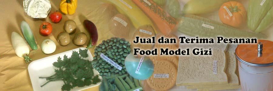 Jual Food Model