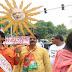 भाजपा कार्यकर्ताओं ने जीत के रूझान मिलने पर जमकर मनाया जश्न   BJP activists celebrate the celebration of victory