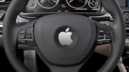 Apple's Driver less Cars Extricate
