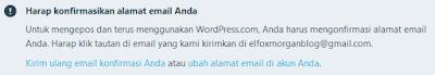 Cara Membuat Blog di Wordpress langkah 7