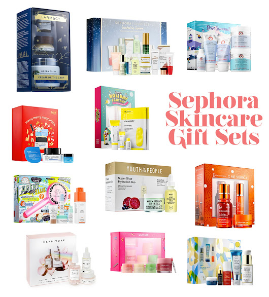 Best Skincare Holiday Kits at the Sephora VIB Sale 2018