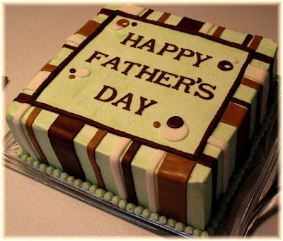 Happy Father's Day Cakes Designs 2017
