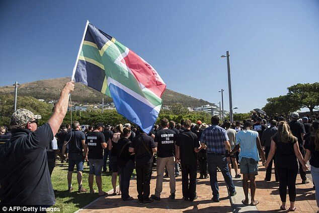 South African Parliament Votes To Appropriate White Farmers' Land