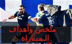 أهداف مباراة سبال وسامبدوريا في الدوري الايطالي
