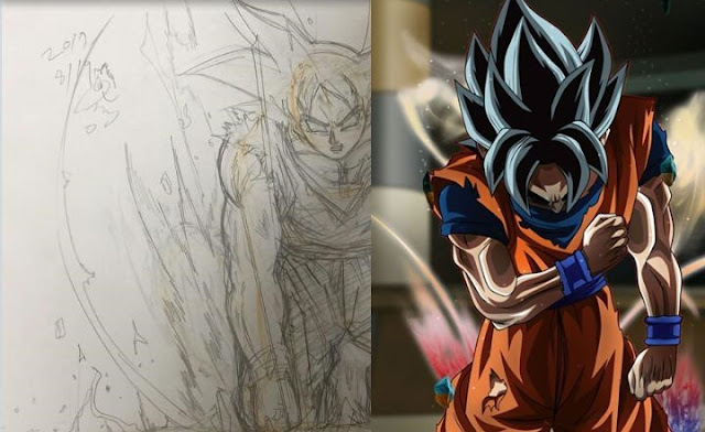how will Goku get the new limit breaker form in the tournament of power
