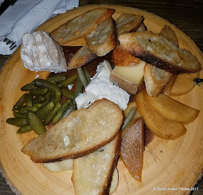 Little Darlin cheese board
