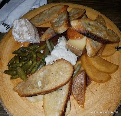 Little Darlin cheese board