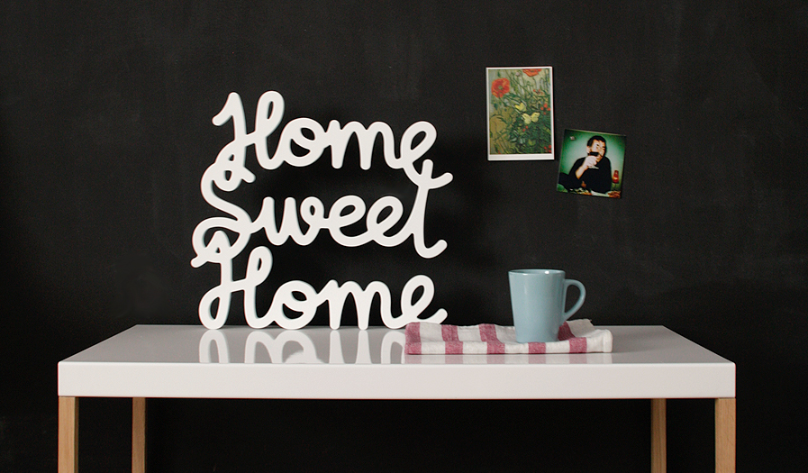 Home sweet home | Ministry of Deco