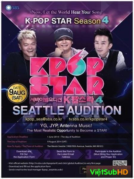 Survival Audition K-Pop Star Season 4 (2014)