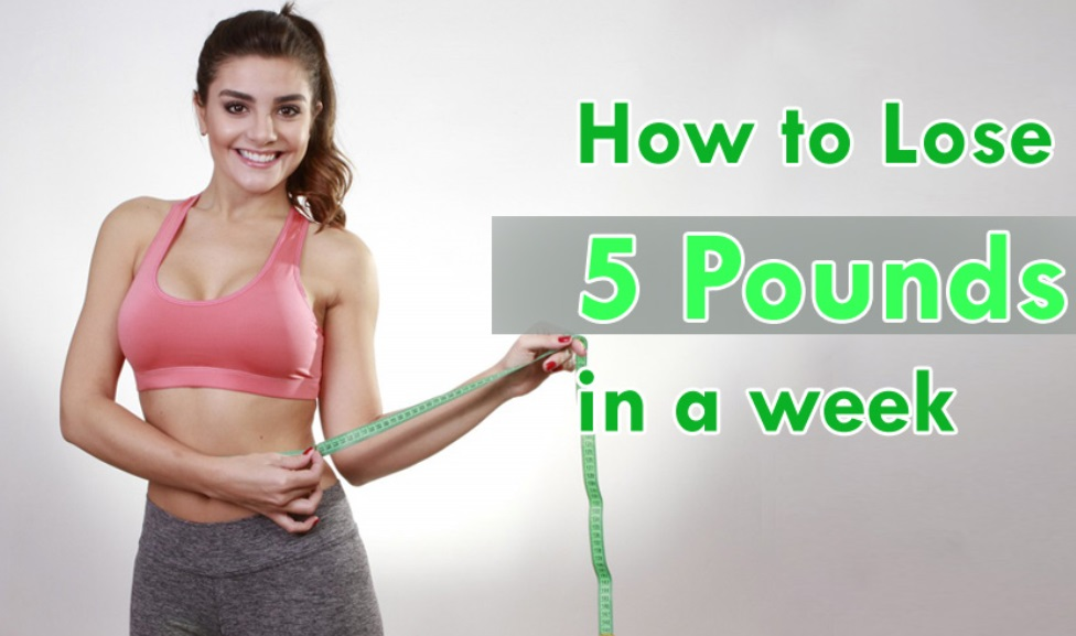 lose 5 Pounds In A Week