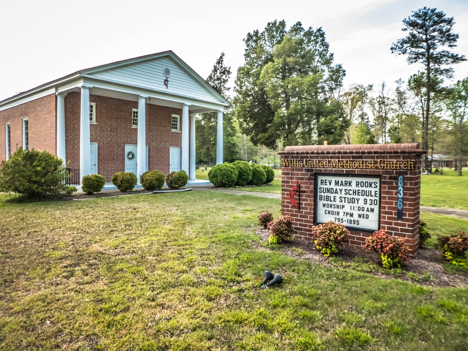 Willis United Methodist Church