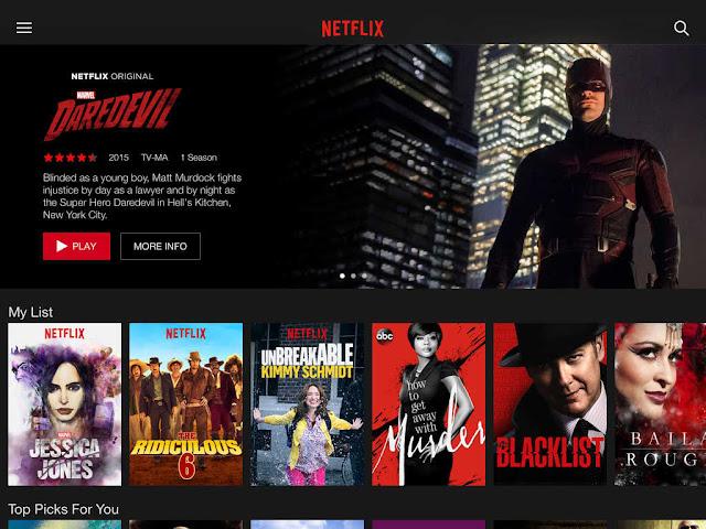 Netflix為大螢幕iPad Pro最佳化和支援3D Touch