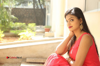 Telugu Actress Anusha Stills at Dhyavudaa Movie Teaser Launch  0092.JPG