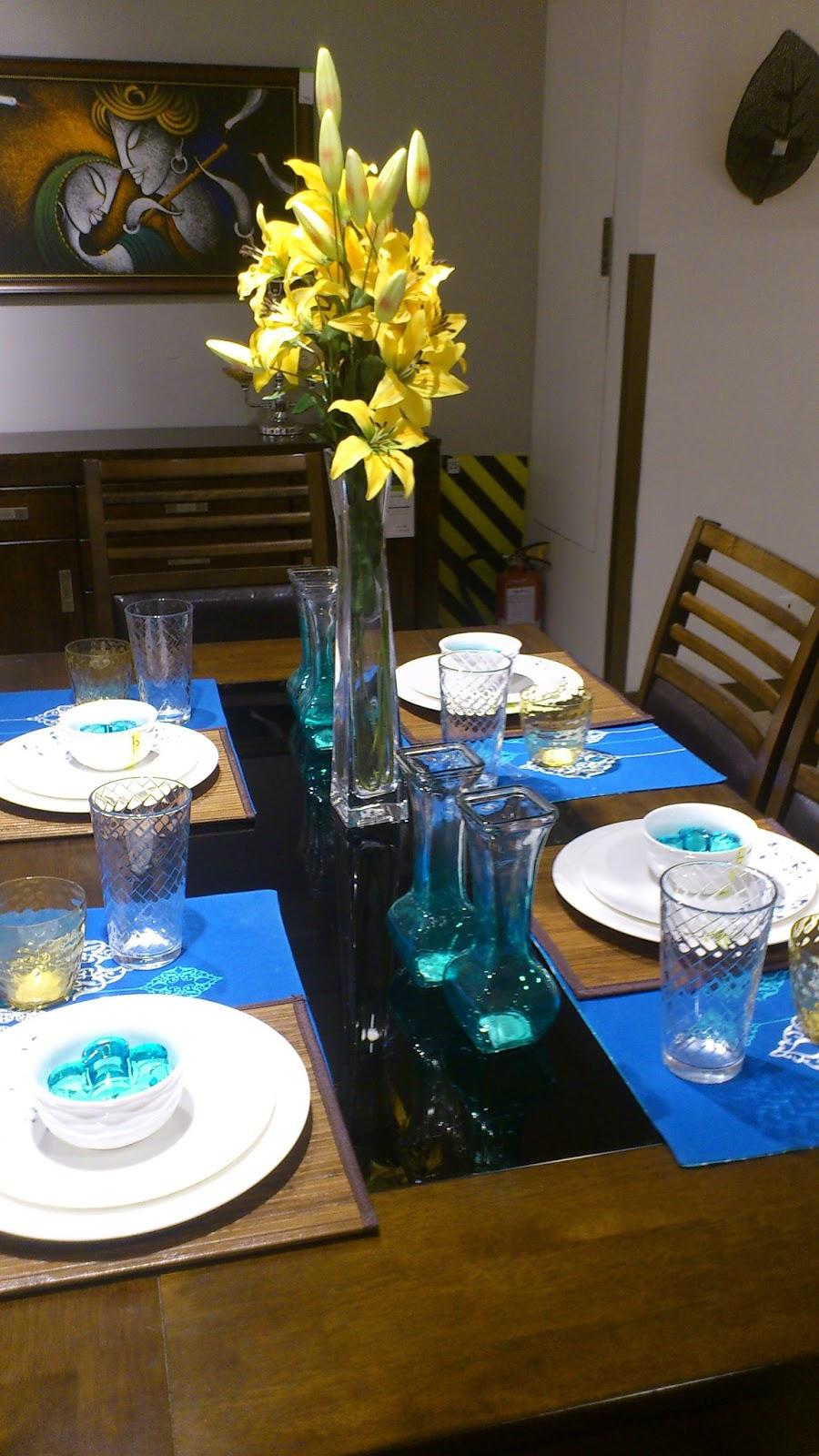 A Good Stuff Dining Table Decor