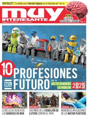 Revista Muy Interesante España - Octubre 2017