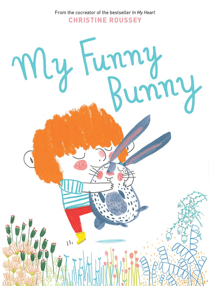 Short stories for kids: Review: My Funny Bunny