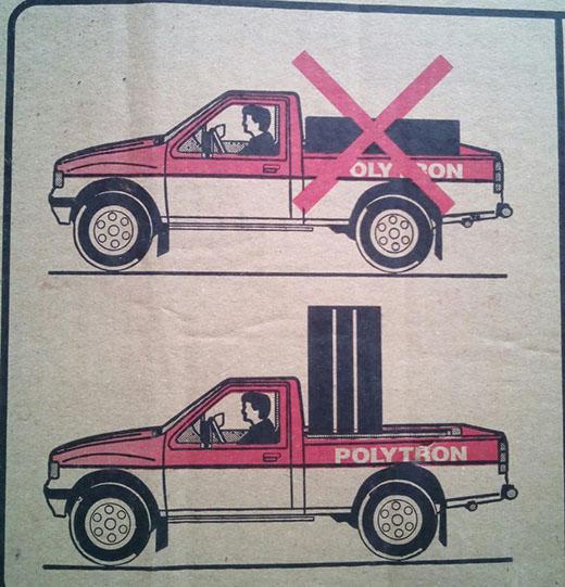 Cara membawa kulkas di mobil