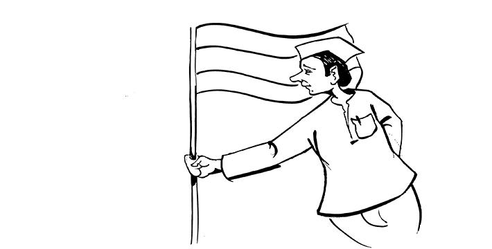 मराठी व्यंगचित्र | Marathi Cartoon