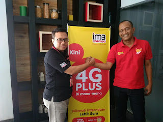 Ferry Muhaldi Gantikan Heri Sentosa,  Pimpin Sales Area Manager Indosat Jambi.