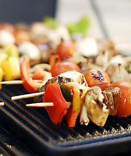brochettes viande et légumes turques (Ramadan 2015)