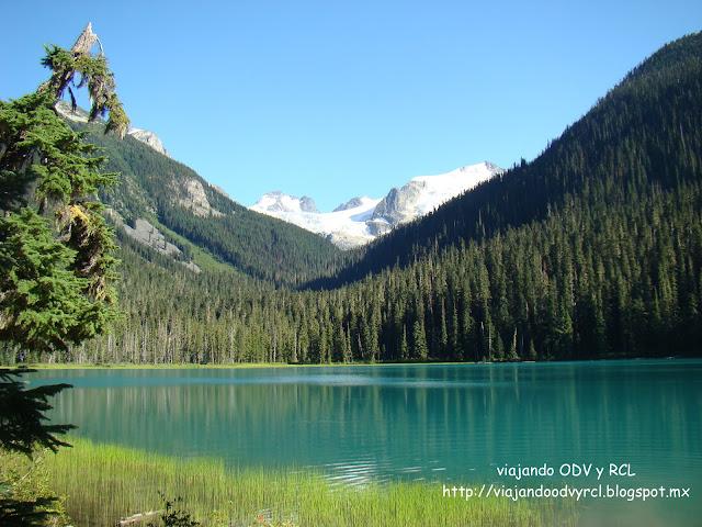 Joffre Lakes. Canada.Viajando ODV y RCL  http://viajandoodvyrcl.blogspot.mx