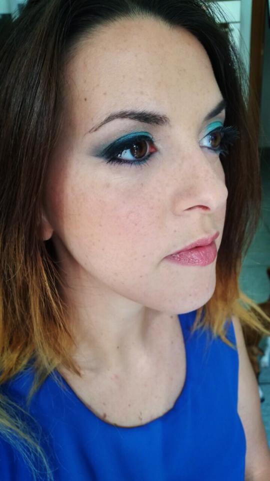 Preferenza RED SHADOWS ART.: I'm a Make Up Artist - Trucco Sposa e Cerimonia  AT95