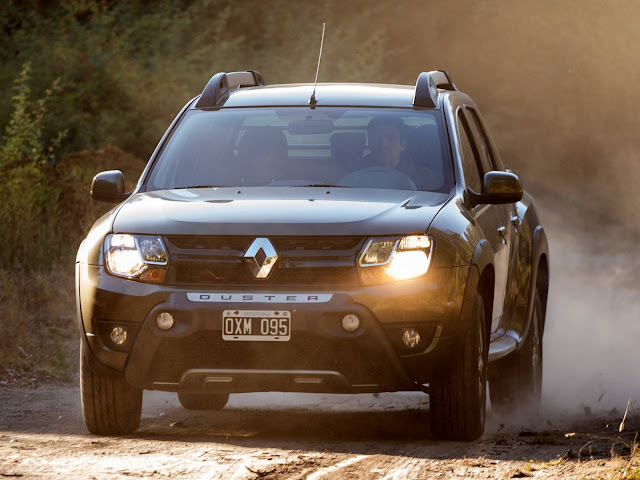 Renault Duster Oroch Automática