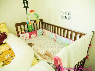 crib 寶寶房間大改造