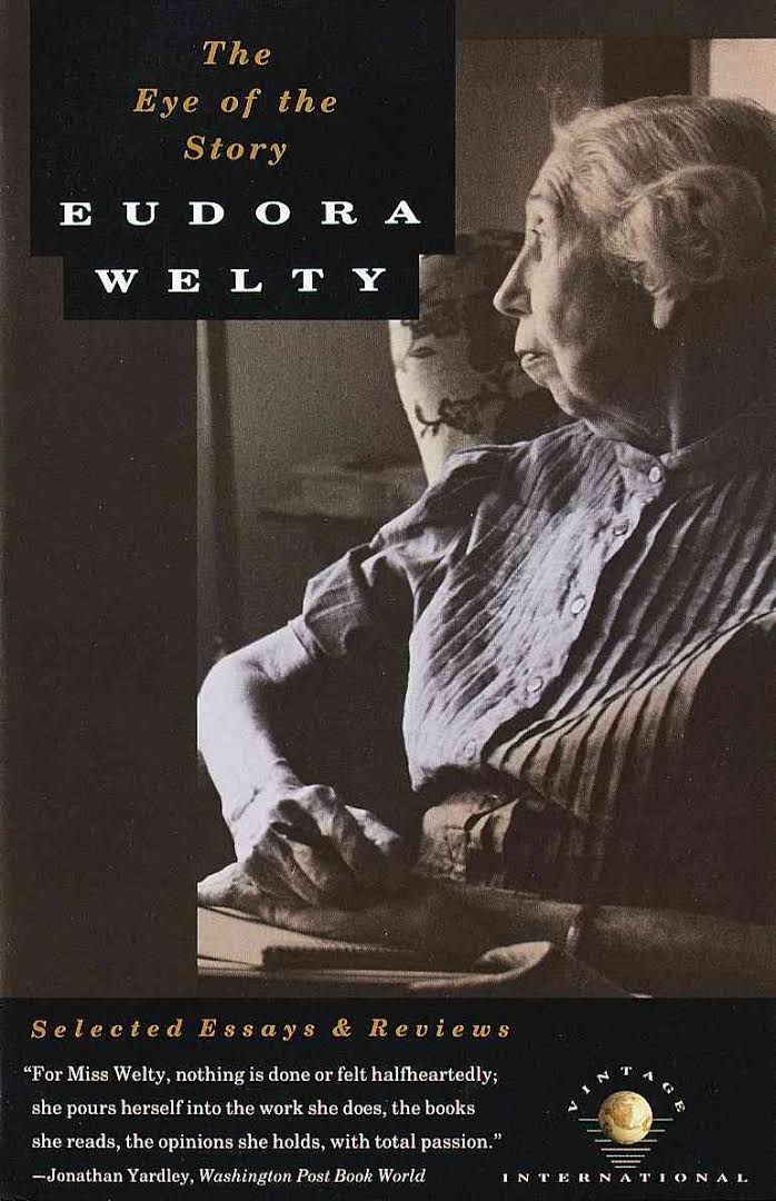 eudora welty s writing style A worn path by eudora welty home / literature / writing style what's up with the title that's right—it's a worn path.
