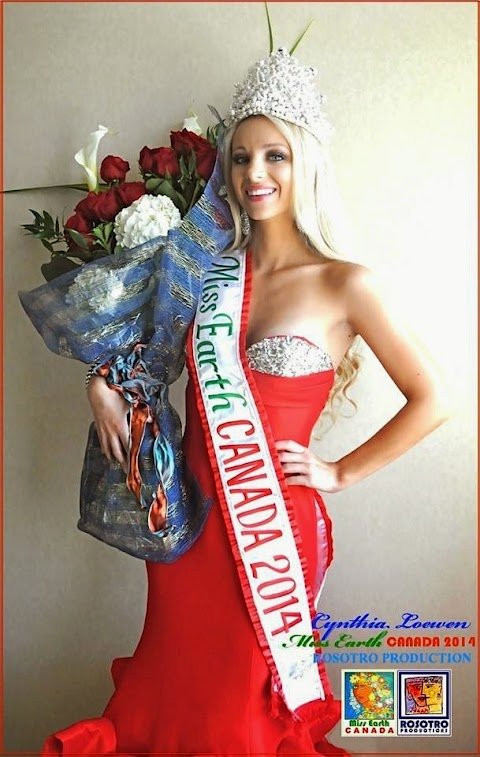 Miss Earth Canada 2014