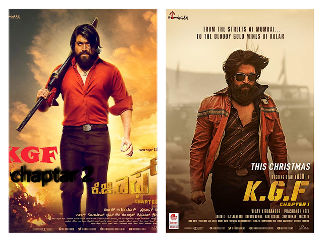 kgf,Chapter 2 kannada movie release date confirm 2019 Titel