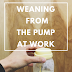 Weaning from Part-Time Pumping