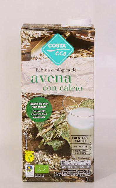 septiembre disfrutabox Bebida ecológica de Avena con calcio