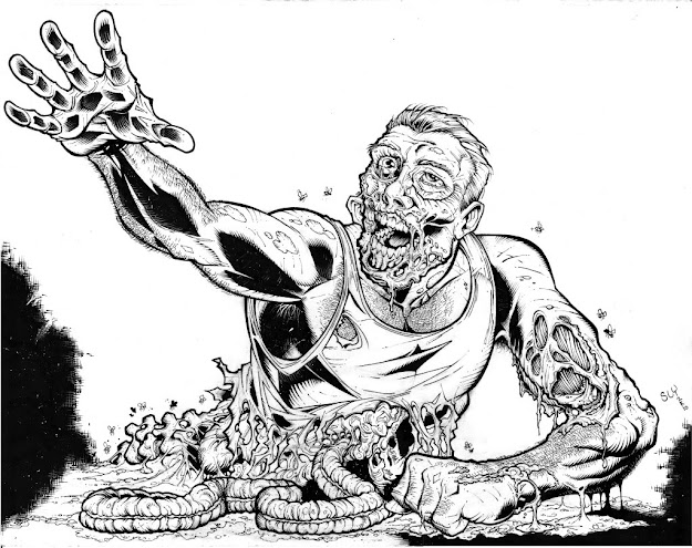 Zombies Coloring Pages  Zombie Coloring Pages For Adults And Teens