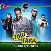 Download Tiki-Taka (2020) Hindi Full Movie | Emona Enabulu, Parambrata Chattopadhyay