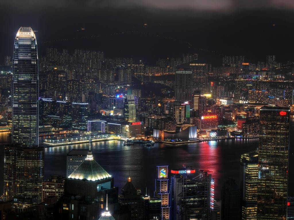 Afrobladet Sveriges St 246 Rsta Blogg Hong Kong By Night