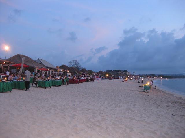 Wisata Pantai Jimbaran Badung