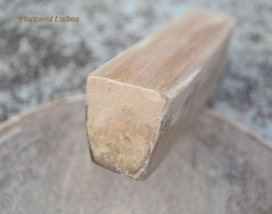 how to grinding sandal wood