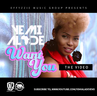 VIDEO: Yemi Alade – Want You